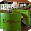 La Brasserie l'Annexe Nîmes vous reçoit près de la piscine Nemausa. (® facebook brasserie l'annexe)