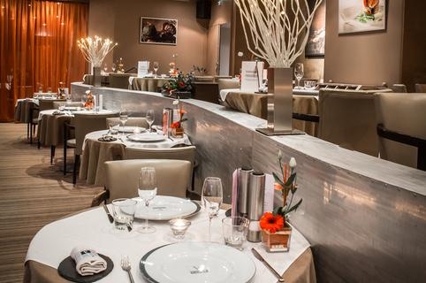 Restaurant Vatel à Nîmes propose une cuisine gastronomique au sein du complexe Vatel.( ® vatel)