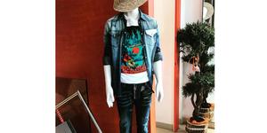 Faubourg Prohin Nîmes boutique de vêtements Homme haut de gamme annonce des arrivages hebdomadaires pour la nouvelle collection.(® facebook Faubourg Prohin)